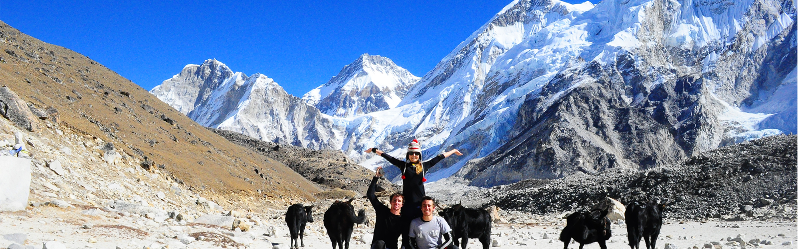 Everest Base Camp Charity holiday